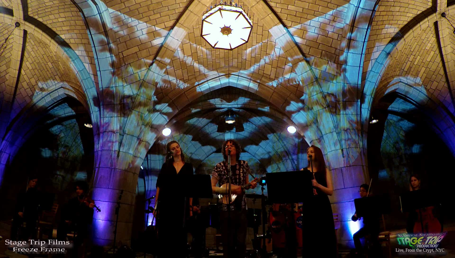 David Bryan & Terrapin Chamber Ens.~The Crypt, NYC (Trailer)
