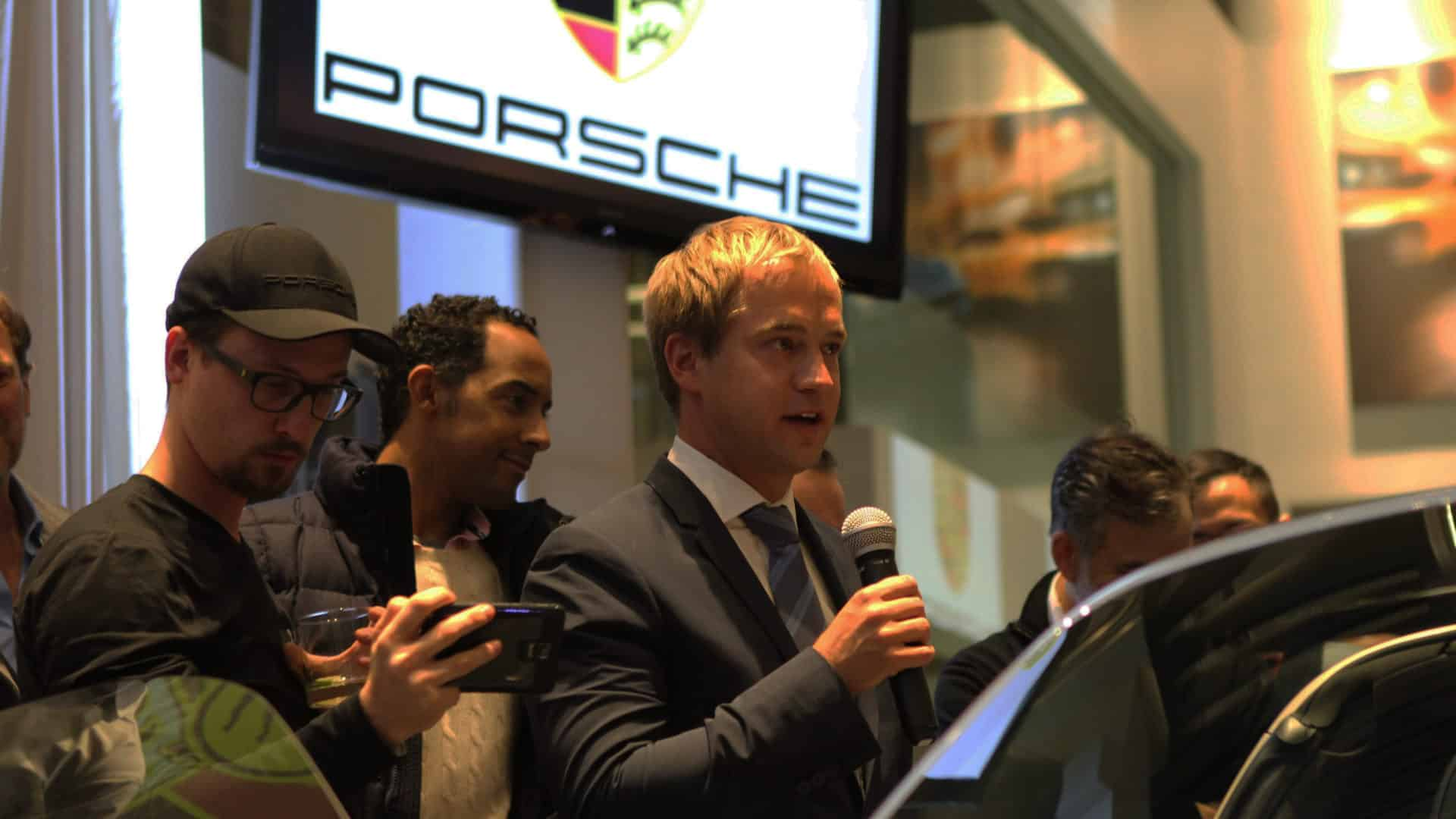 Porsche 911 Targa 4s Exclusive Design Edition Launch Event ~ NYC